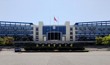宁波中学一楼餐厅